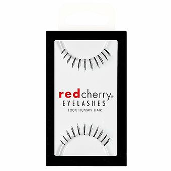 Red Cherry Premium False Under Lashes - #33 Lulu - Handmade with Real Hair