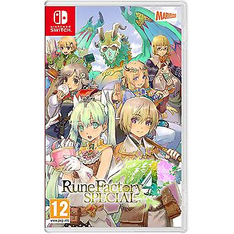 Rune Factory 4 Special Nintendo Switch Game