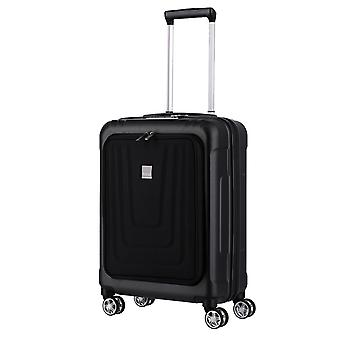 TITAN X-Ray Handbagage Trolley S, 4 wielen, 55 cm, 42 L, zwart