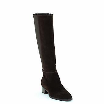 Aquatalia | Finola Suede Block Heel Boots
