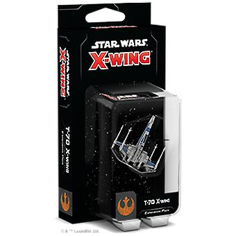 Star Wars X-Wing: T-70 X-Wing Expansion Pack Brädspel