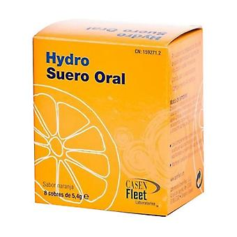 Casen Fleet Hydro Oral Serum 8 packets (Orange)