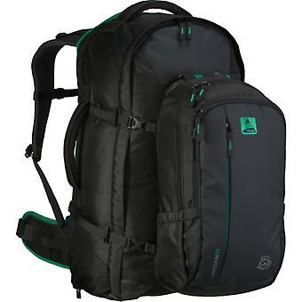 Vango Freedom II 60+20 Backpack - Grey/Green