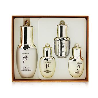 Cheongidan iilluminating regenerating essence special set: essence 50ml + balancer 25ml + emulsion 25ml + eye serum 8ml 254590 4pcs