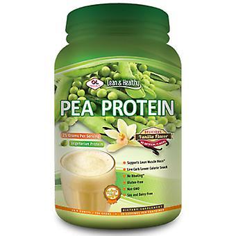Olympian Labs Pea Protein, 736 g
