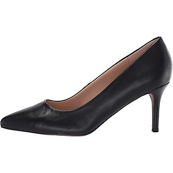 Franco Sarto Women's Shoes Bellini Leather Pointed Toe Classic Pumps