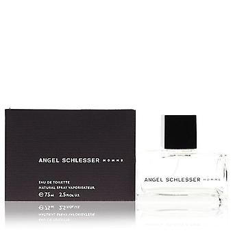Angel schlesser eau de toilette spray enkeli schlesser 75 ml