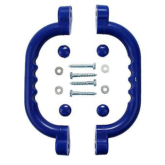 Kids Playground Safety Nonslip Grab Handles- Mounting Hardware Kits, Climbing