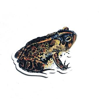Toad Vinyl Sticker