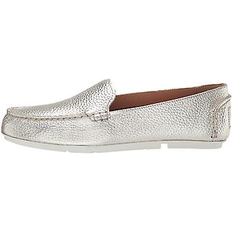 Sperry Women's Shoes Driver Moc Leather Closed Toe Loafers