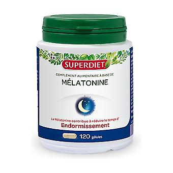 Melatonin 120 softgels