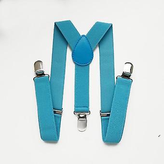 Suspensions élastiques de bébé Y Back Clips, accolades de suspension d'enfants