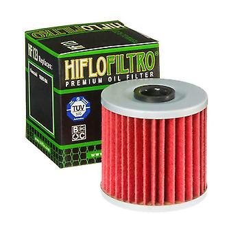 Hiflofiltro HF123 Oil Filter Kawasaki ATV KLT200 A-A4 A4A B1 80-83