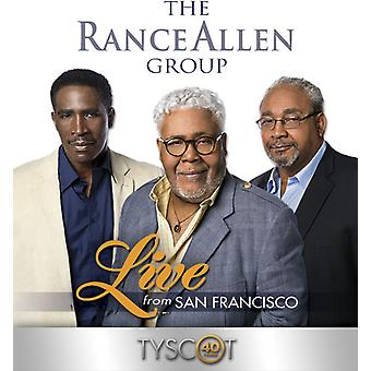 Rance Allen Group, the - Live From San Francisco [DVD] USA import