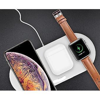 3 In 1 langaton laturi Apple Watch, nopea lataus Airpods