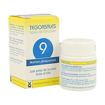 Natrium Phos D6 Salts 9 350 tablets of 20g