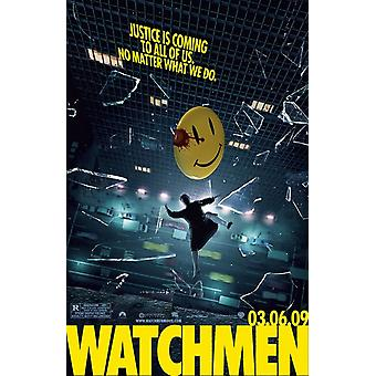 The Watchmen - style O Movie Poster (11 x 17)