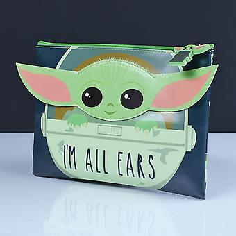 Star Wars: The Mandalorian Im All Ears Pencil Case