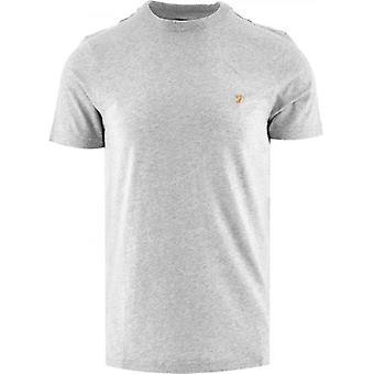 Farah Grey Danny T-Shirt