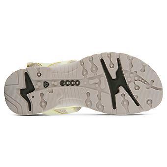 Ecco Womens 2021 Offroad Justerbar fluidform polstret læder sandaler