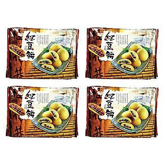 Mochi Pirinç Kekleri Kırmızı Fasulye (240g)