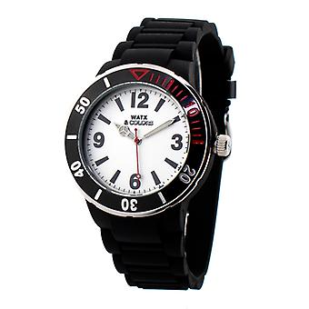 Unisex Watch Watx & Colors RWA1622-C1512 (ø 44 mm)