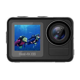 """الترا HD 4k / 30fps واي فاي 2.0 """"170d تحت الماء كاميرا العمل للماء"""