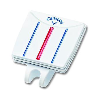 Callaway Golf Unisex 2021 Triple Track Hat Clip/Marker