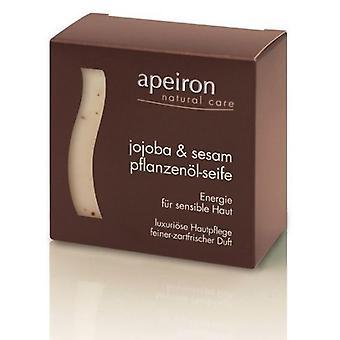 Apeiron Soap and Jojoba Soap 100 gr