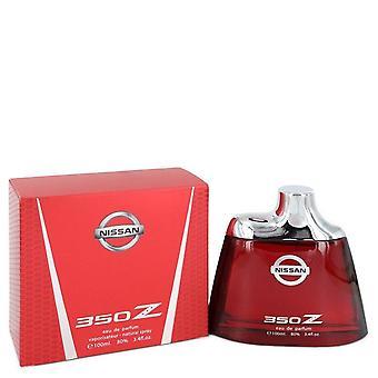 Nissan 350z Eau De Parfum Spray By Nissan 3.4 oz Eau De Parfum Spray