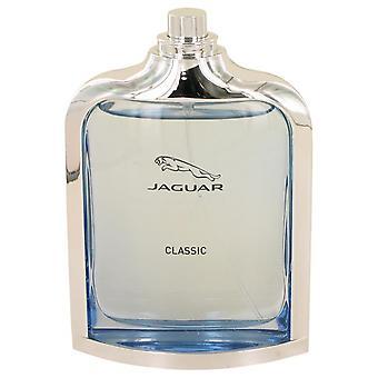 Jaguar klassiske Eau De Toilette Spray (Tester) af Jaguar 3,4 oz Eau De Toilette Spray
