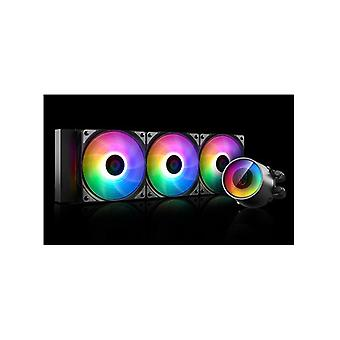 Deepcool Castle 360 Rgb V2 Cpu Liquid Cooler Intel