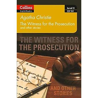 Witness for the Prosecution and other stories B1 Collins Agatha Christie ELT Readers