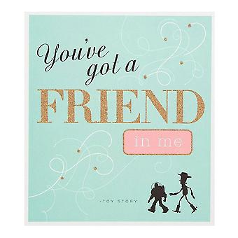 Hallmark Disney Toy Story Got A Friend In Me Blank Card 25455583