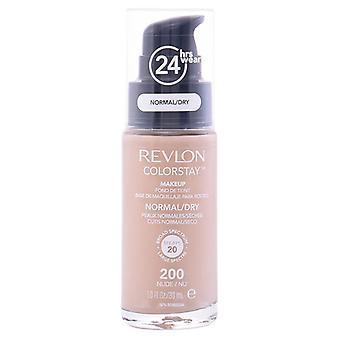 Revlon Fondo de Maquillaje Fluido Colorstay 30 ml