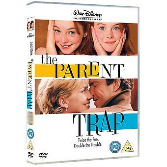 Pułapka rodzica 1998 DVD