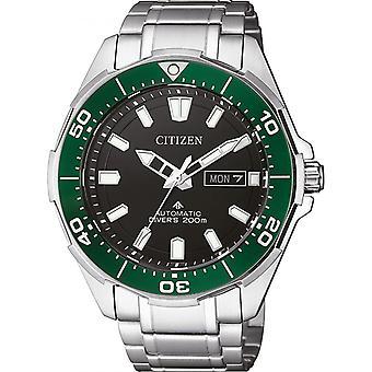 Men's watch CITIZEN MONTRES NY0071-81E - Grey Titanium Bracelet