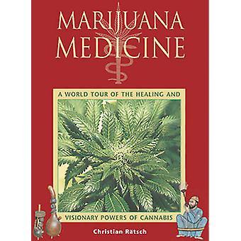 Marihuana geneeskunde door Christian Ratsch