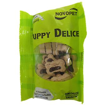 Novopet Puppy Delice 40 Bags (Dogs , Treats , Biscuits)