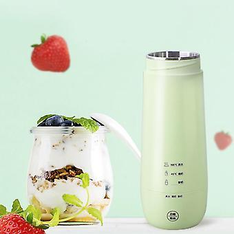 Bärbar miniyoghurtbehållare, jäsningsmaskin, vattenkokare, automatisk