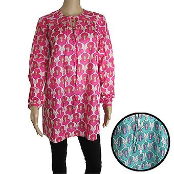 Antik Batik Womens 'Marie' Long Tunic Shirt/Dress