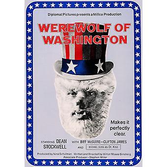 Werewolf of Washington [DVD] USA import