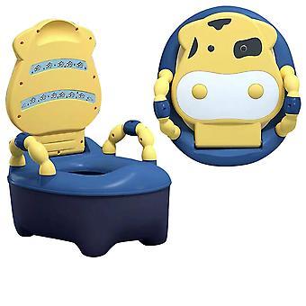 المحمولة مقعد المرحاض الأولاد بنات قعادة مقعد مقعد تدريب طفل صغير مع مقابض السلامة