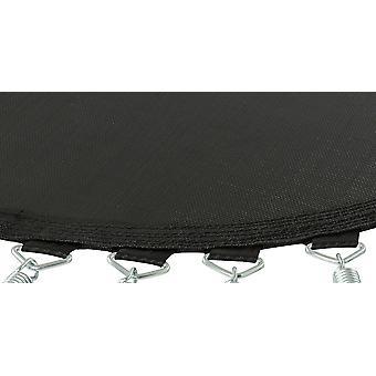 Hoja de cama de la alfombra de salto de reemplazo de trampolín ovalado ? Rebote perfecto - 17 x 15 pies