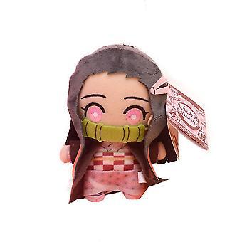 Demon Slayer Kamado Nezuko Pluche Speelgoed Schattige Zachte Pop Gevulde Figuur Voor Kinderen