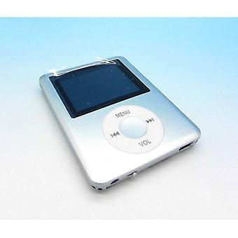 Lcd Screen Mp4 Music Player, Third Generation, Ultra Slim Media Player