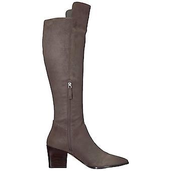 Nine West Womens earta Pointed Toe Over Knee Fashion Boots