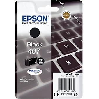 Original blekkpatron Epson C13T07U140 Negro WF-4745