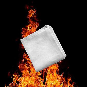 Multi-function Welding  Fire Flame Fiberglass Shield Blanket