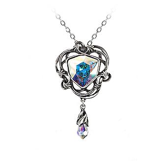 Alchemy Gothic Empyrean Eye: Tears From Heaven Pendant Necklace